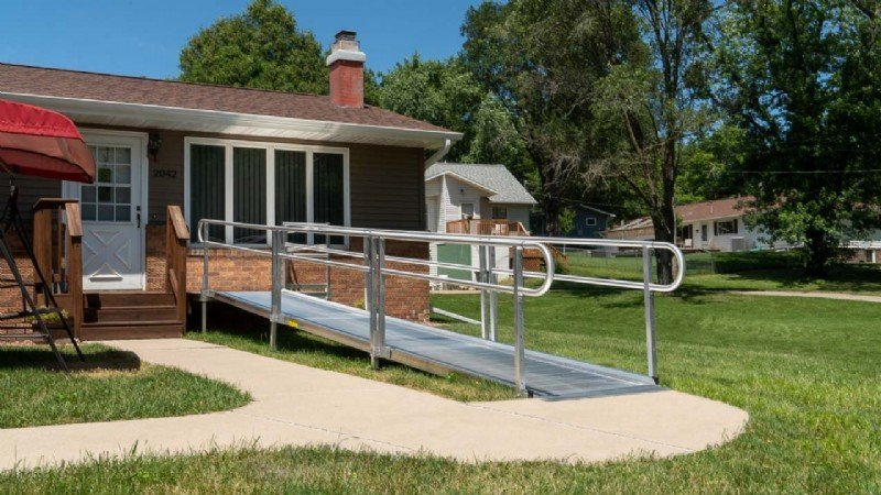 Mobility Ramps Make Your Home More Accessible