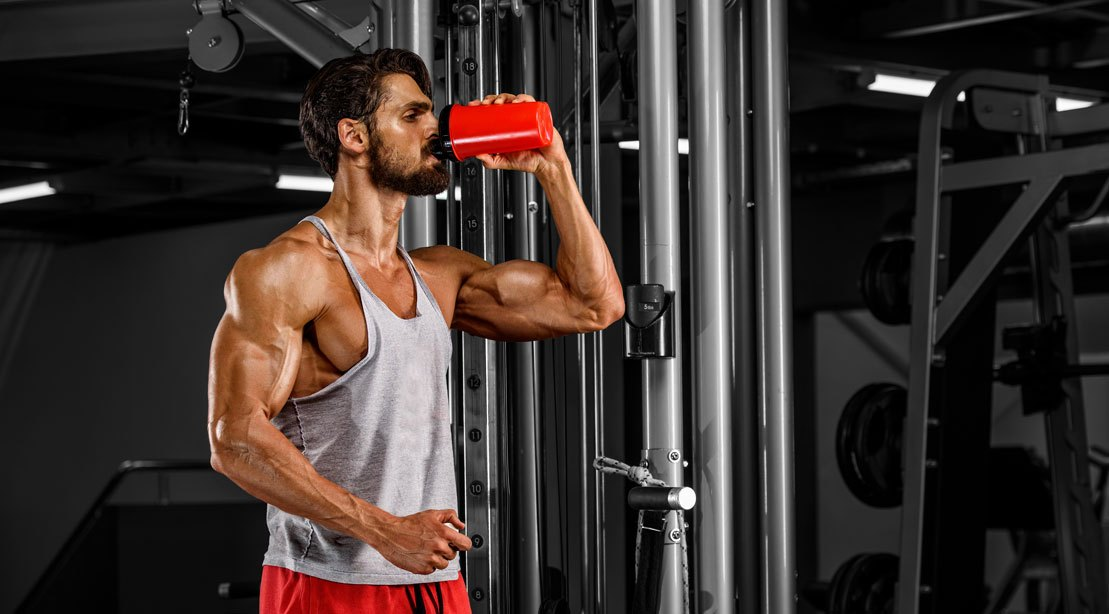 Turn to the best supplements for gaining muscle